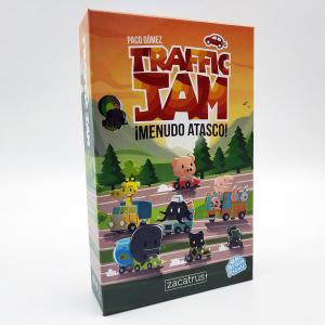 Traffic Jam menudo atasco juego de cartas