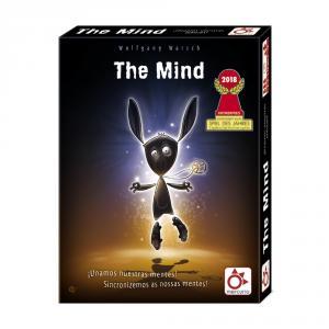 Juego de cartas The Mind