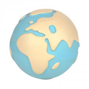 Pelota caucho natural Earthy the World
