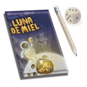 Luna de miel serie Minnys juego de bolsillo