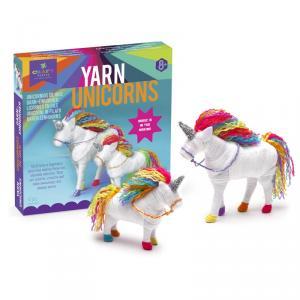 Kit crea unicornios con hilo