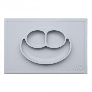 Happy Mat silicona gris claro