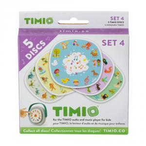 Set discos de ampliación Timio 4