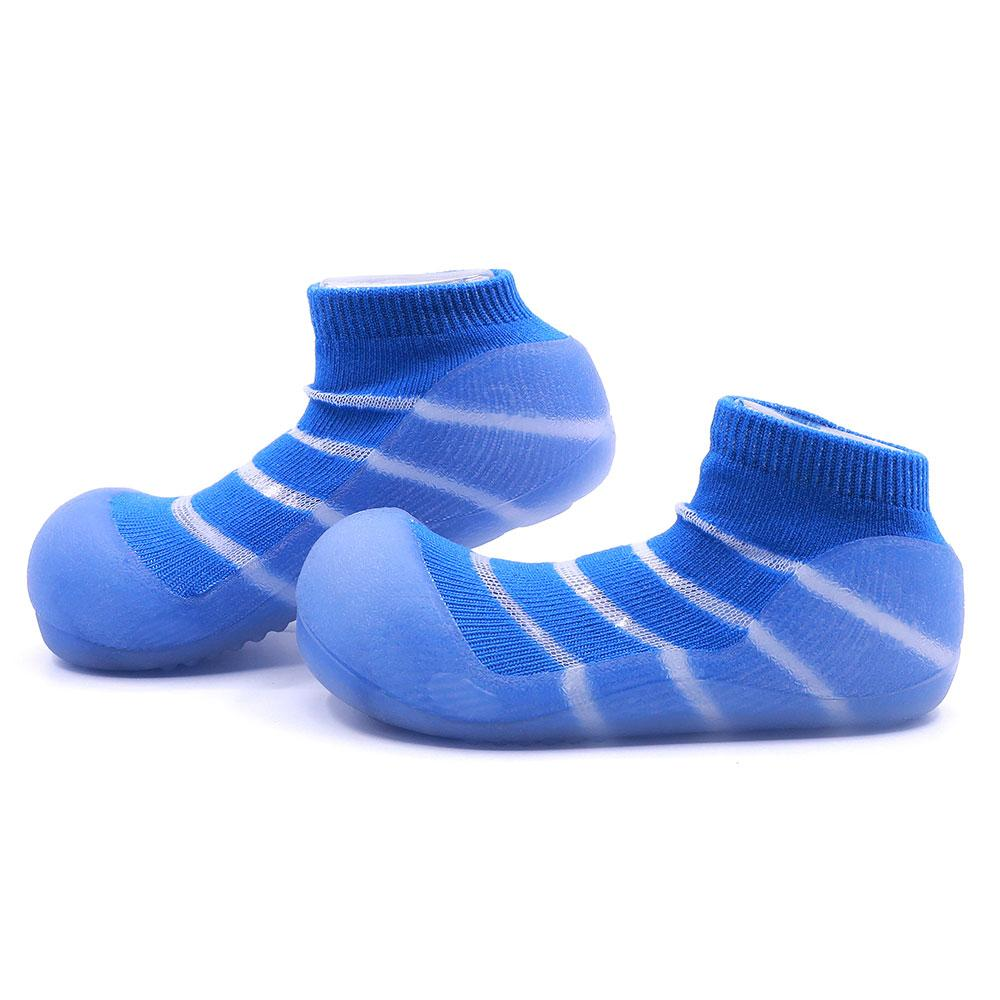 Zapatillas Attipas See through azul (talla 20)