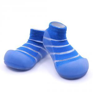 Zapatillas Attipas See through azul (talla 21,5)