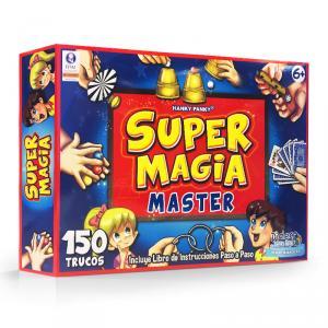 Super Magia: Máster