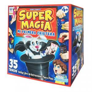 Super Magia: Mi primera chistera