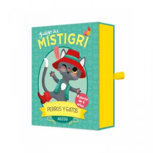 Juego de cartas Mistigri
