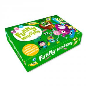 Juego Funny Monsters