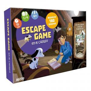 Escape Game: Huida del castillo