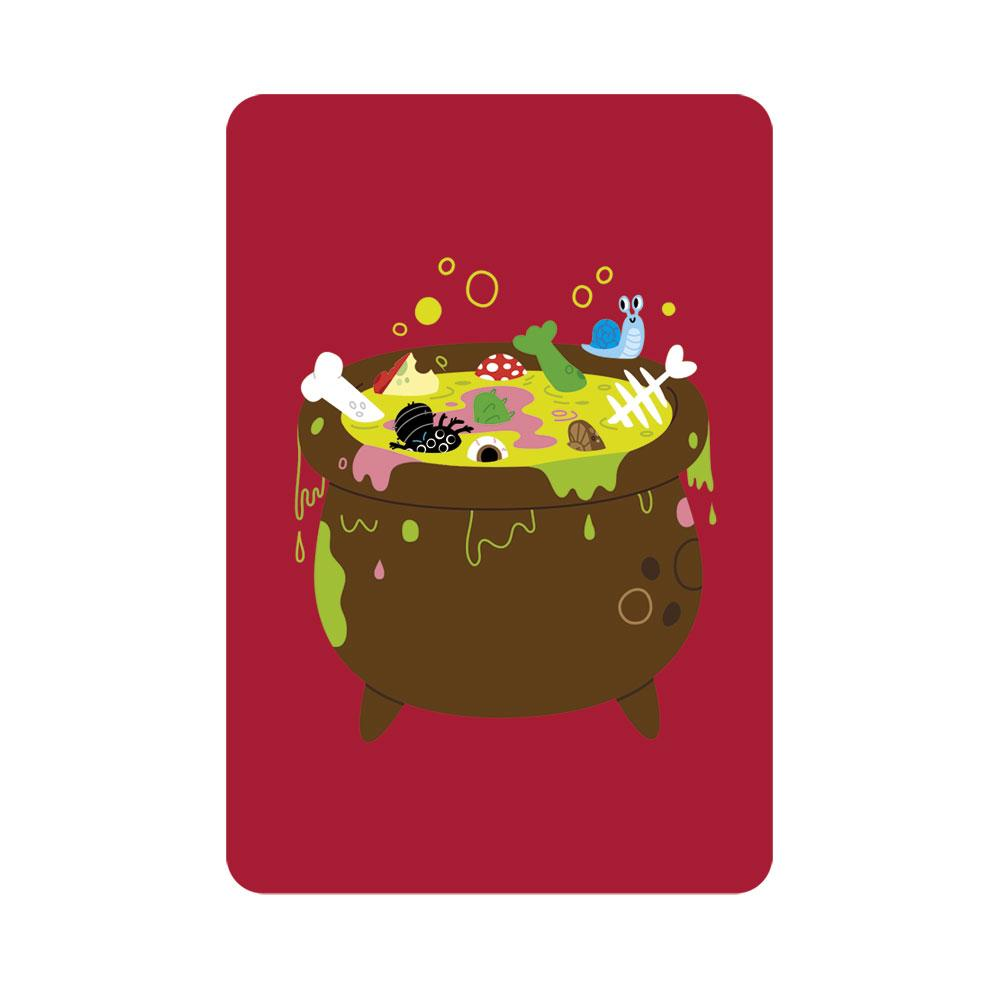 Mi primer juego de brujas y brujos juego de cartas