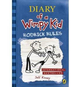 Diary of Wimpy kid Rodrick Rules