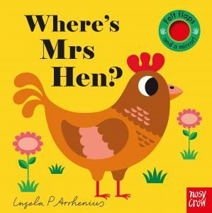 Where´s Mrs Hen?   board book