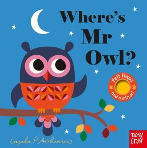 Where´s Mr Owl?   board book