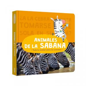Animoscope: Animales de la Sabana