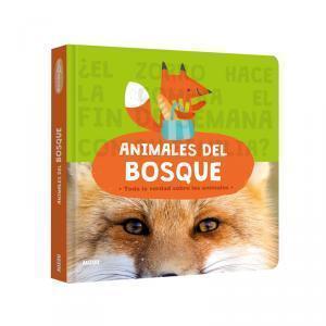 Animoscope: Animales del Bosque