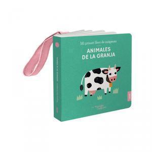 Libro colgador Mi primer libro de imágenes de animales de granja