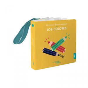 Libro colgador Mi primer libro de imágenes de los colores