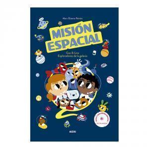 Misión espacial. Gus y Lina exploradores de la galaxia