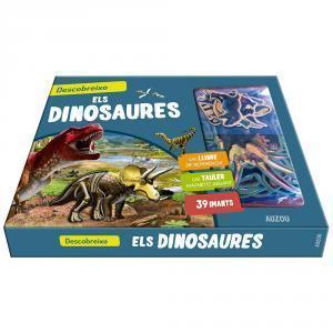 Descobrint els dinosaures. Amb tauler magnètic