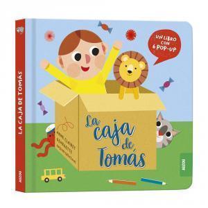 La caja de Tomás.  Pop-up