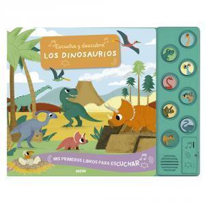 Escucha y descubre Los dinosaurios