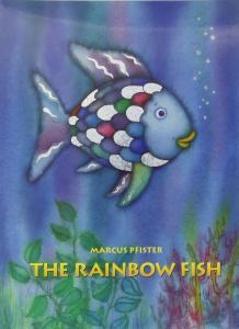 The rainbow fish. North south