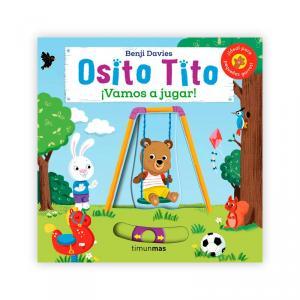 Osito Tito: ¡Vamos a jugar!