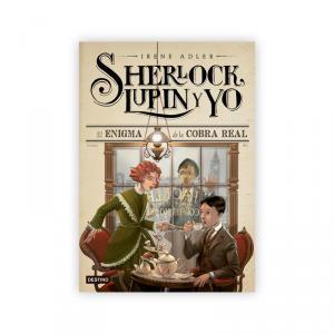 Sherlock, lupin 7: Enigma de la cobra real