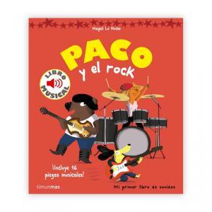 Paco y el rock: Libro musical