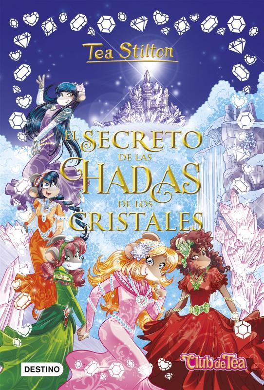 El secreto de las hadas de los cristales