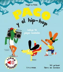 Libro musical: Paco y el hip-hop