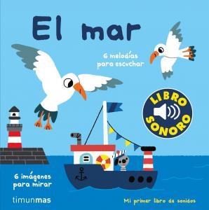 Mi primer libro de sonidos: El mar
