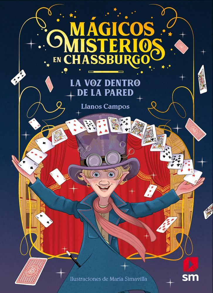 Mágicos misterios en Chassburgo 1: La voz detrás de la pared