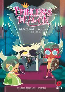 Princesas dragón 12: La corona del cuervo