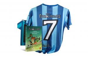 Futbolísimos. Pack camiseta - Libro N.19