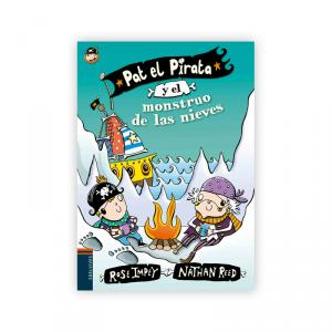 Pat el Pirata y el monstruo de las nieves