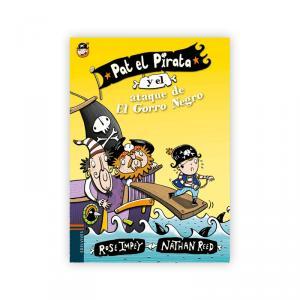 Pat el Pirata y ataque gorro negro
