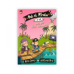 Pat el Pirata y el mapa del tesoro