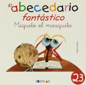 AF 23: Miquito el mosquito. Dylar