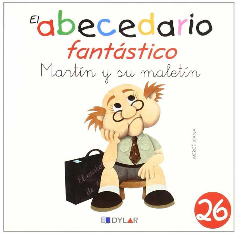 AF 26: Martín y su maletín. Dylar