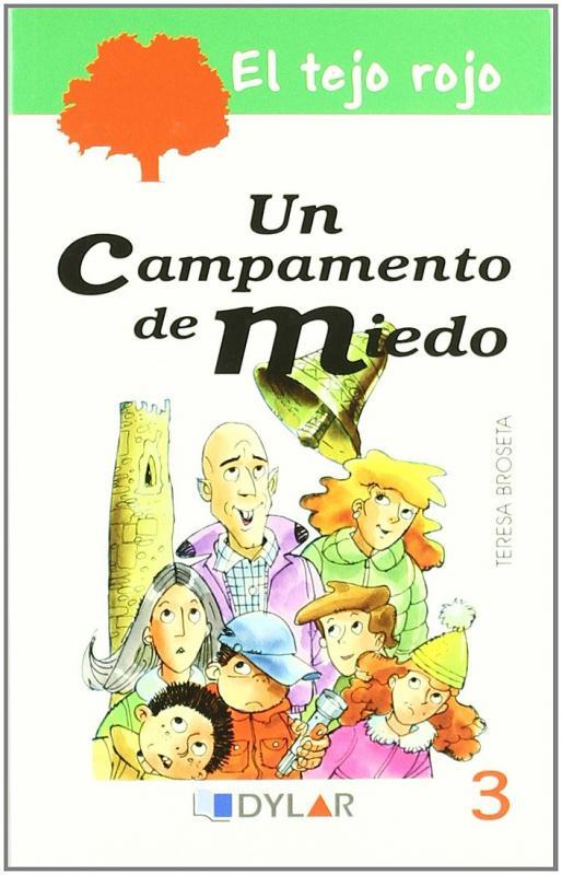 CAMPAMENTO DE MIEDO.Tejo Rojo.DY