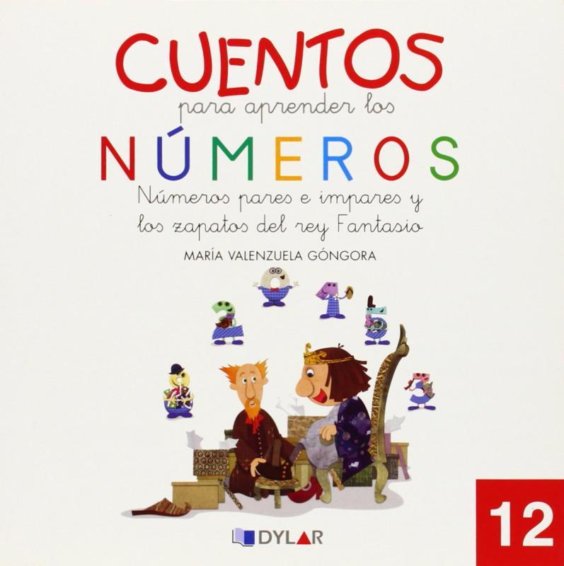 CUENTOS NUMEROS 12: Números pares e impares.