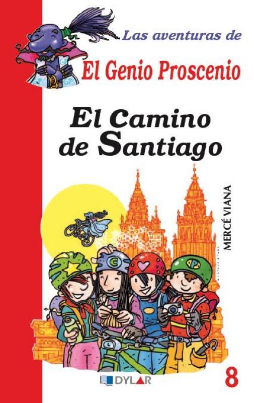 Aventuras Genio Proscenio 8: El camino de Santiago. Dylar