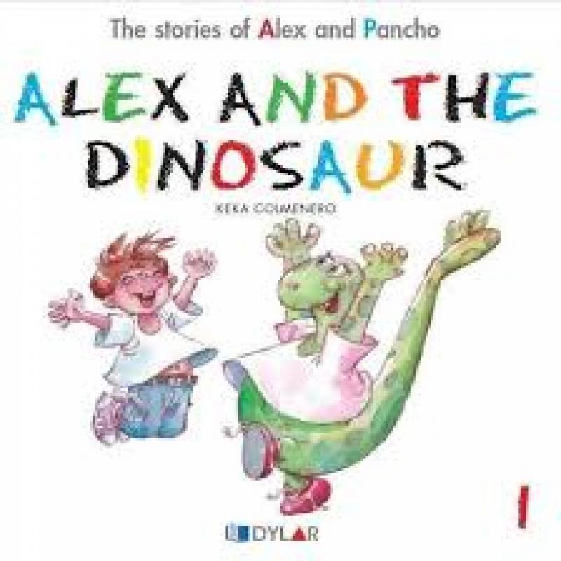 Alex and the Dinosaur. Story 1