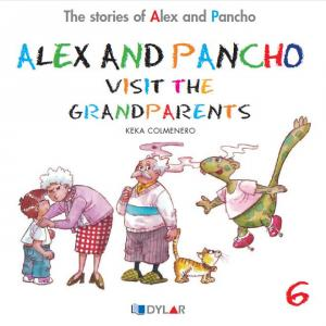 Alex and Pancho visit Grandparents. Dylar 6