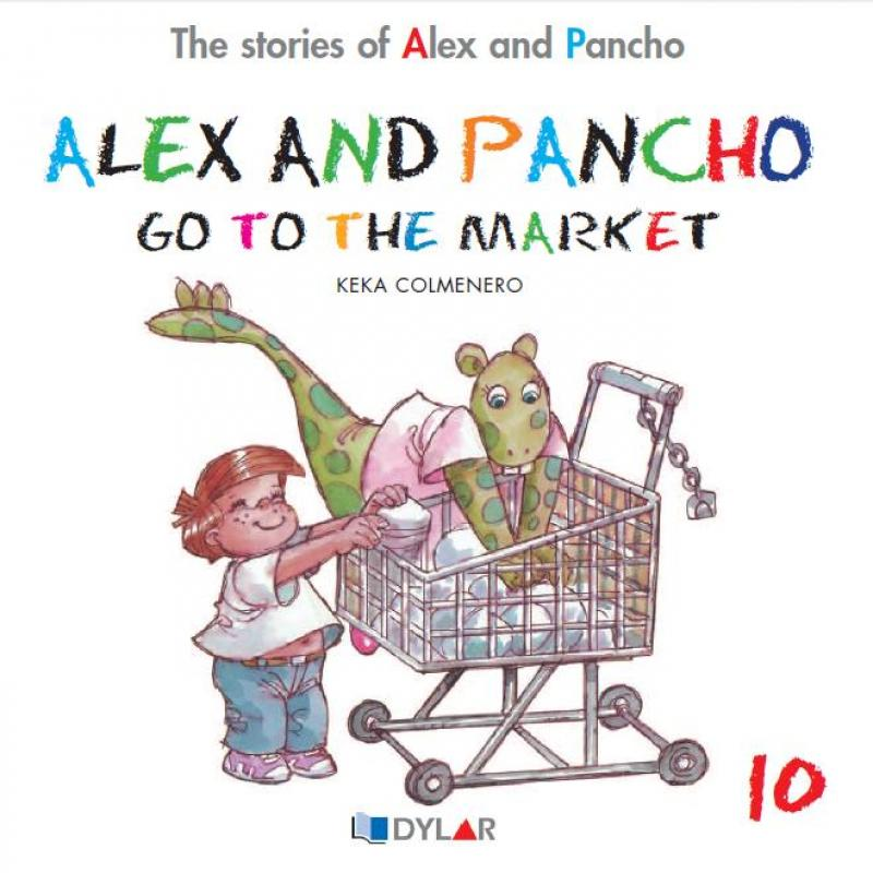 Alex and Pancho go to market. Dylar 10