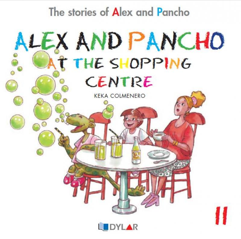 Alex and Pancho at the shopping. Dylar 11