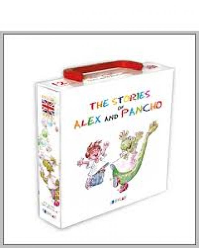Stories of Alex and Pancho. Dylar ingles