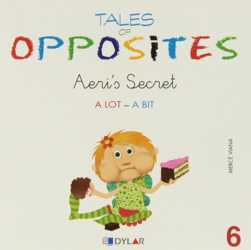 Aeris Secret. Tales of opposites 6
